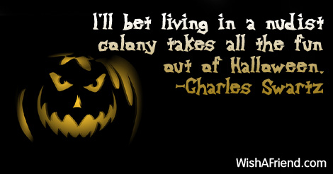 5026 Funny Halloween Quotes