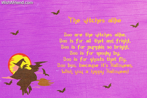 Top 20 Halloween Love Poems that Rhyme and Scary |Halloween Poems For Friends
