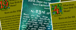 Your Birth Date Meaning