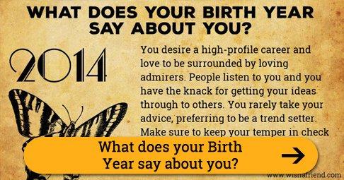 birthyear