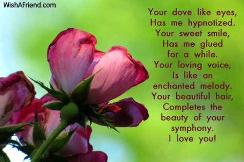 Your Send Poems Cute Girlfriend To To