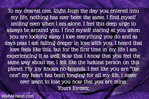 Deep Love Letter Quotes Collections of deep love letters for him