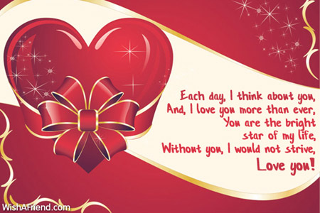 5360 love messages for wife each day - Valentine Day Message For Wife