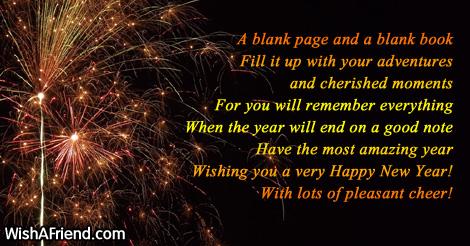 New year wishes m4hsunfo