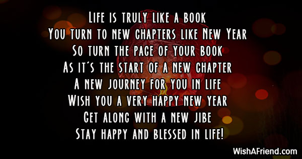 23104 new year sayings