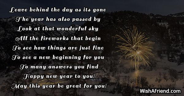 23106 new year sayings