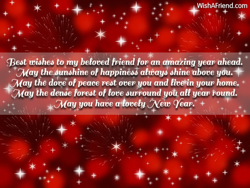 New year wishes m4hsunfo