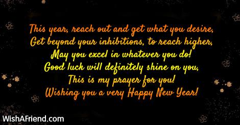 6944 new year sayings
