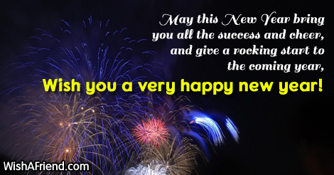 6947 new year sayings