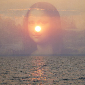 Mesmerizing sunset photo effect generator upload your