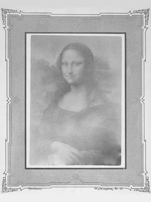 Vintage Simple Grey Frame