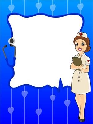 Nurse Border Clipart - Clipart Kid