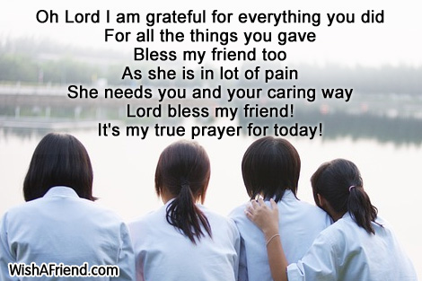I am so grateful to prayers for friends 13056 prayers for friends thecheapjerseys Images