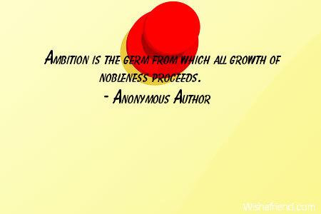 594-ambition
