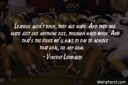 hard work football quotes - photo #28