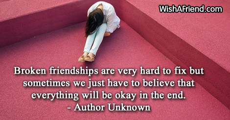brokenfriendship-Broken friendships are very hard