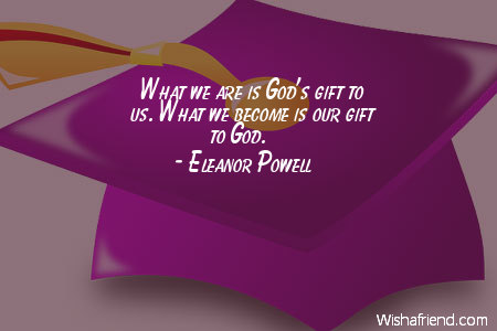 what we are is god s eleanor powell quote