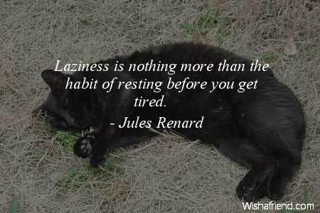 6530-laziness