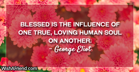 love-Blessed is the influence of