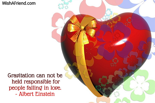 gravitation can not be held for people falling in love Gravitation cannot be held responsible for people falling in love gravitation cannot be held responsible for people falling in love author: albert einstein.