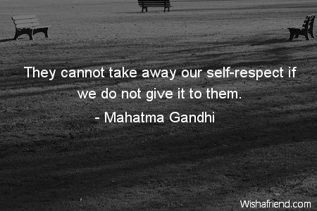 Respect Quotes Cool Respect Quotes