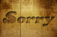 I Am Sorry Messages For Dad