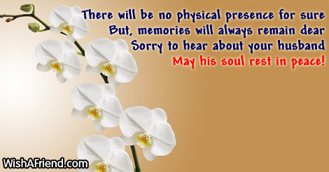 Sympathy messages for loss of husband 12265 sympathy messages for loss of husband m4hsunfo