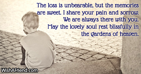 Sympathy quotes for loss of unborn baby