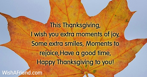 This thanksgiving i wish you extra moments thanksgiving greetings 9620 thanksgiving greetings m4hsunfo