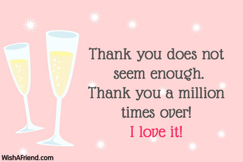 Thank you notes for gifts 3291 thank you notes for gifts expocarfo Choice Image
