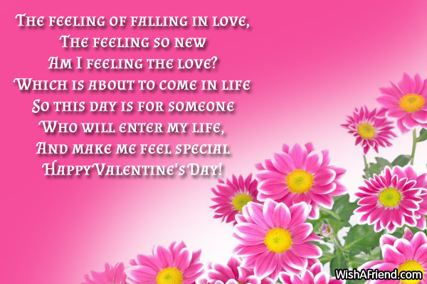 Valentine\'s Day Alone Poems