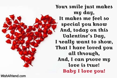 You Are My Life Short Valentine Poem