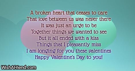 Heartbroken msgs