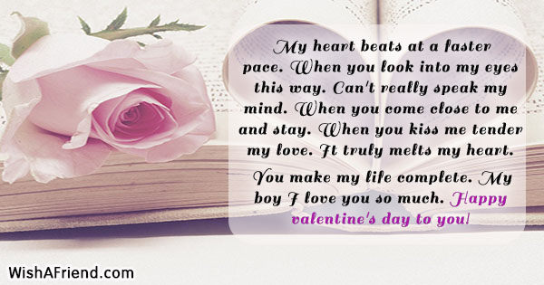 Valentines day messages for boyfriend 24022 valentines messages for boyfriend m4hsunfo