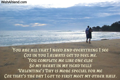 why you are special to me poems