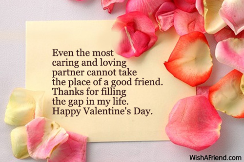 Valentines Day Messages For Friends – Valentine Day Cards Messages