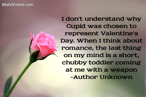 Funny Valentine S Day Quotes