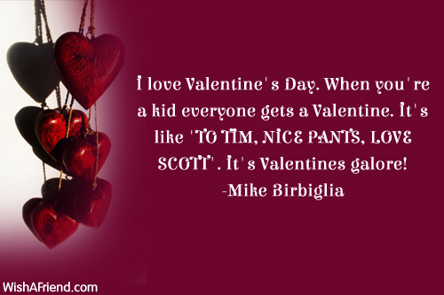 Funny Valentine's Day Quotes Cool Valentines Quotes For Friends