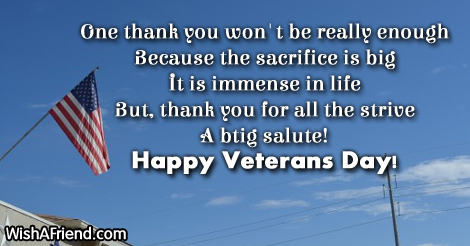 Veterans day messages 11902 veteransday messages m4hsunfo Image collections