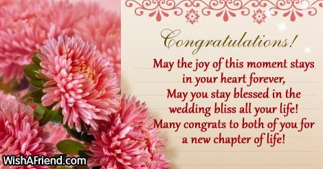 Wedding congratulations 7846 wedding congratulations m4hsunfo