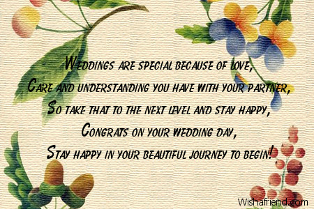 Wedding Card Messages Page 2