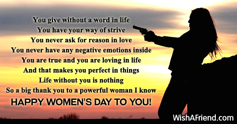 women s day poems   page 2