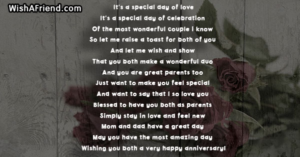 anniversary-poems-for-parents-17250