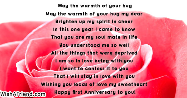 first-anniversary-poems-23660