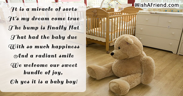 Baby Birth Announcement Wordings Page 2 – Baby Born Announcement