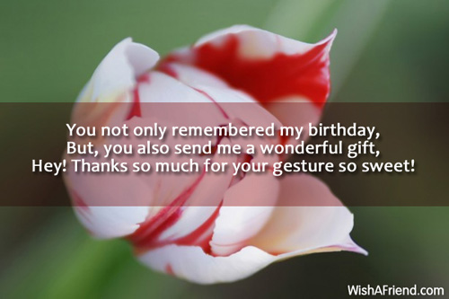 Thank you for the birthday wishes page 2 10283 thank you for the birthday wishes m4hsunfo