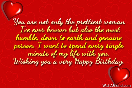happy birthday letter to a girlfriend quotes for birthday wishes quotesgram 24084 | 1143 birthday wishes for girlfriend