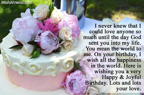 11573 Daughter Birthday Wishes