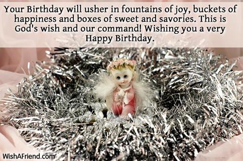 Happy Belated Birthday Wishes Spiritual ~ Christian birthday wishes page 2