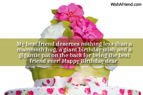 1201 best friend birthday wishes